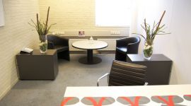Coachruimte - Novalis Flex-Office (Vught)