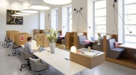 Business Club Workspace - Spaces Den Haag (Den Haag)